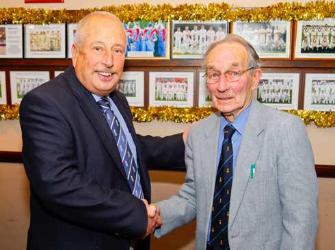 Glyn Pearson and Tom Priestley